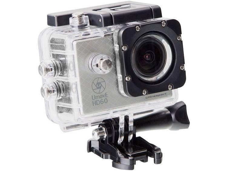 Ultrasport HD60 Basic Black Actionkamera Full-HD, vattentät