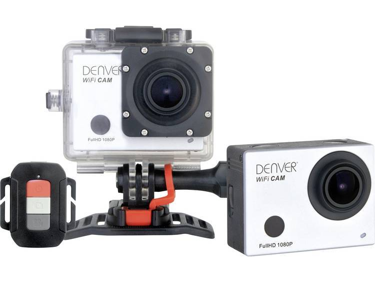 Denver ACT-5030W Actionkamera Full-HD, WLAN, Internminne