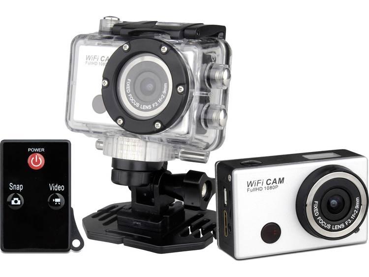 Denver AC-5000 W Actionkamera vattentät, Stöttålig, Dammtät, Full-HD, WLAN