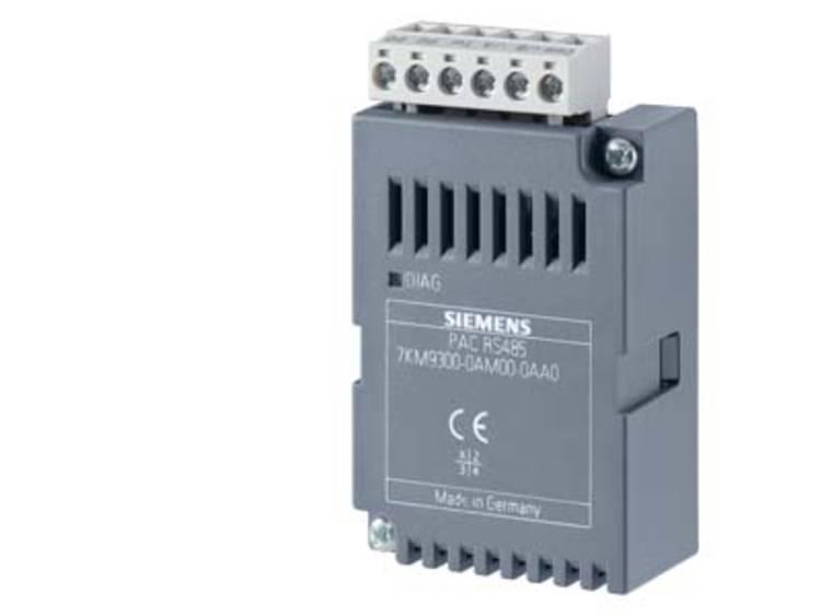 Siemens Utökningsmodul Siemens 7KM9300-0AM00-0AA0 Siemens Kommunikationsmodul PAC RS485 7KM9300 0AM00