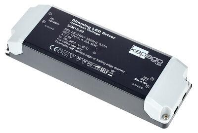 KapegoLED Power Supply Dimmable 12V/50W
