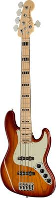 Fender AM Elite JazzBass V ASH MN TBS