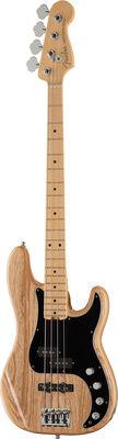 Fender AM Elite Preci Bass ASH MN NAT