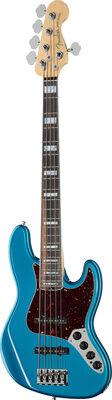 Fender AM Elite Jazz Bass V EB OCT