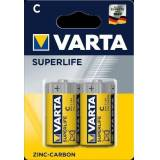 Varta Superlife C-batterier