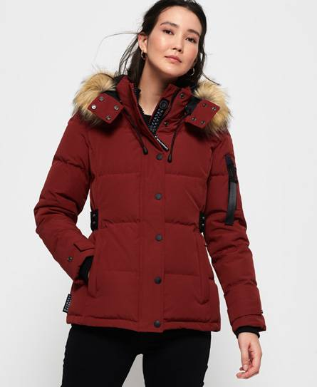Superdry Premium Rescue Down Jacket Jackets and Coats