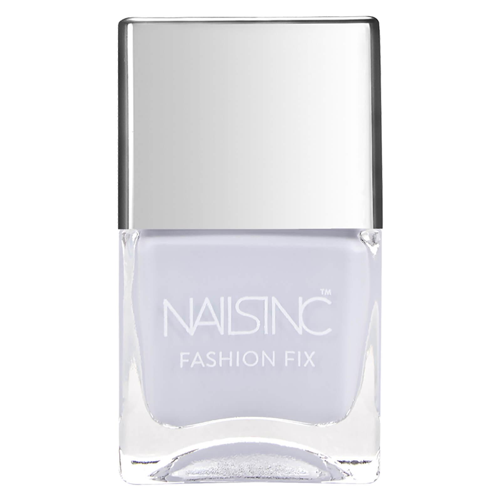 nails inc. Fashion Fix Jeans Pur lease Nail Polish 14ml