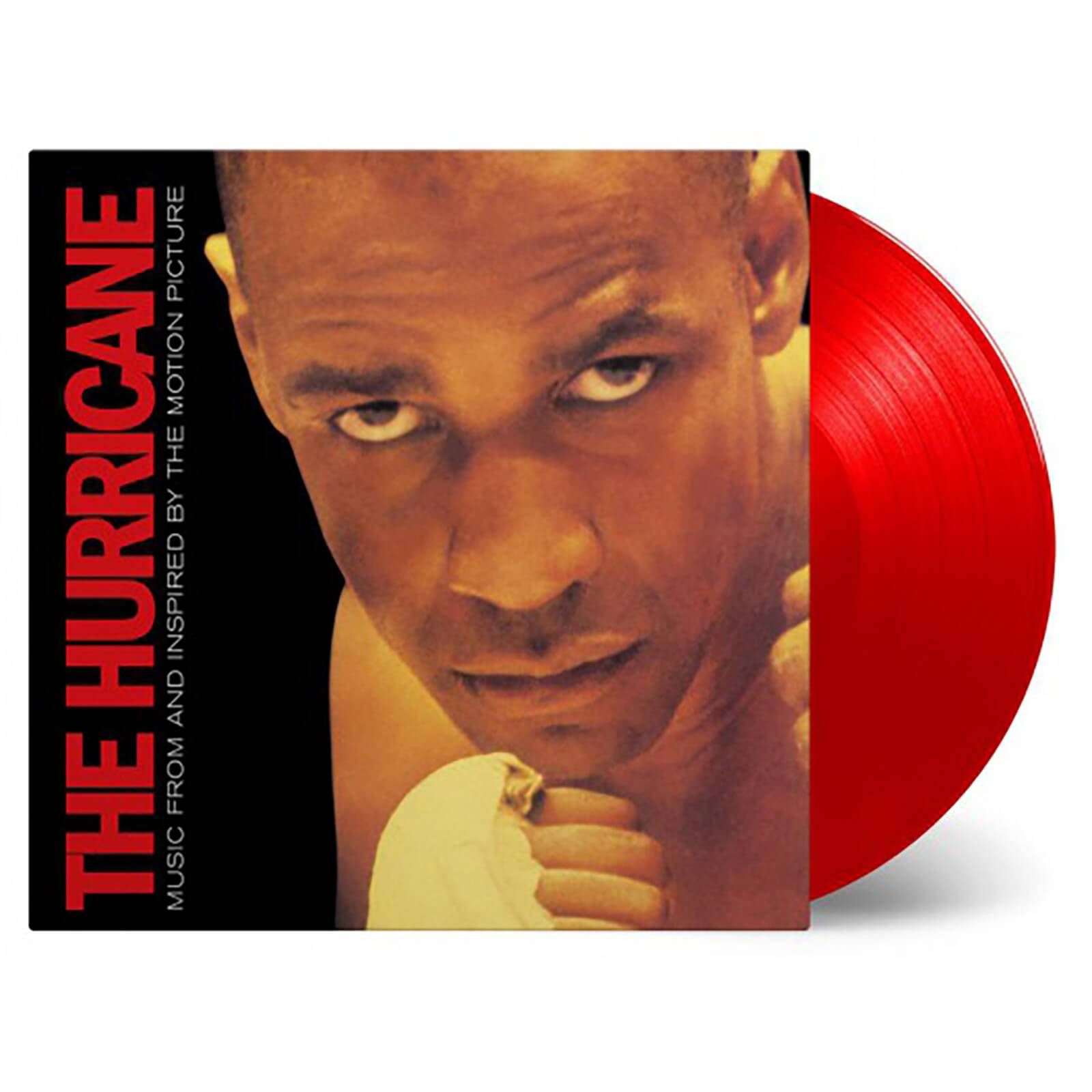Music On Vinyl: At The Movies Various Artists - Hurricane (Soundtrack) [2LP] (LIMITED RED 180 Gram Audiophile Vinyl, gatefold, first time on vinyl, etched D-side, numbered to 1000, import)