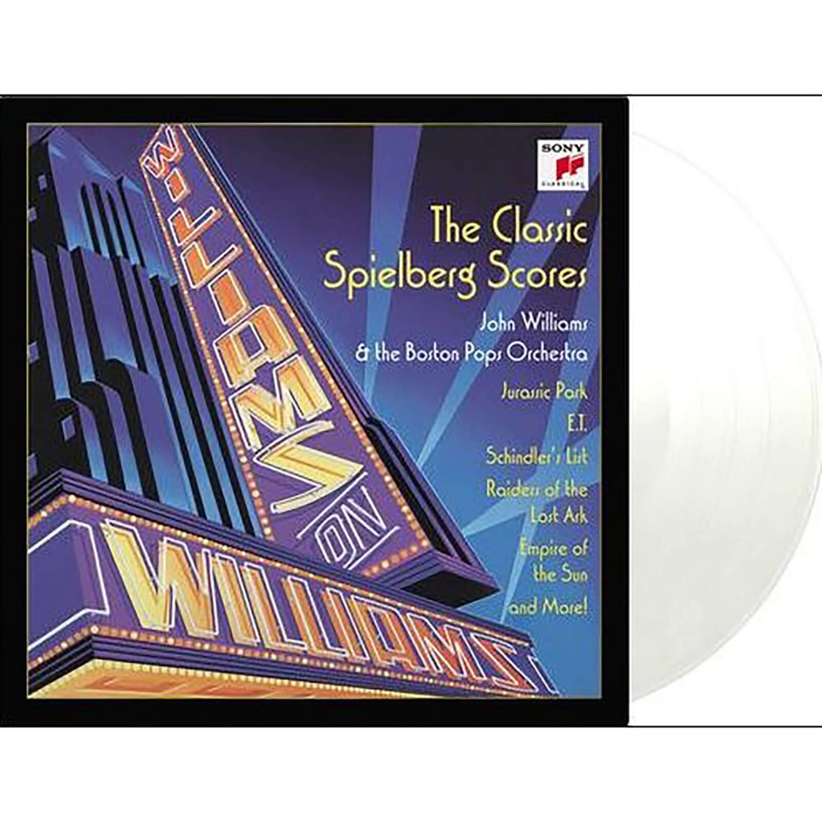 Music On Vinyl: At The Movies John Williams - Williams On Williams: The Classic Spielberg Scores [2LP] (LIMITED TRANSPARENT 180 Gram Audiophile Vinyl, gatefold, PVC sleeve, numbered to 1500)