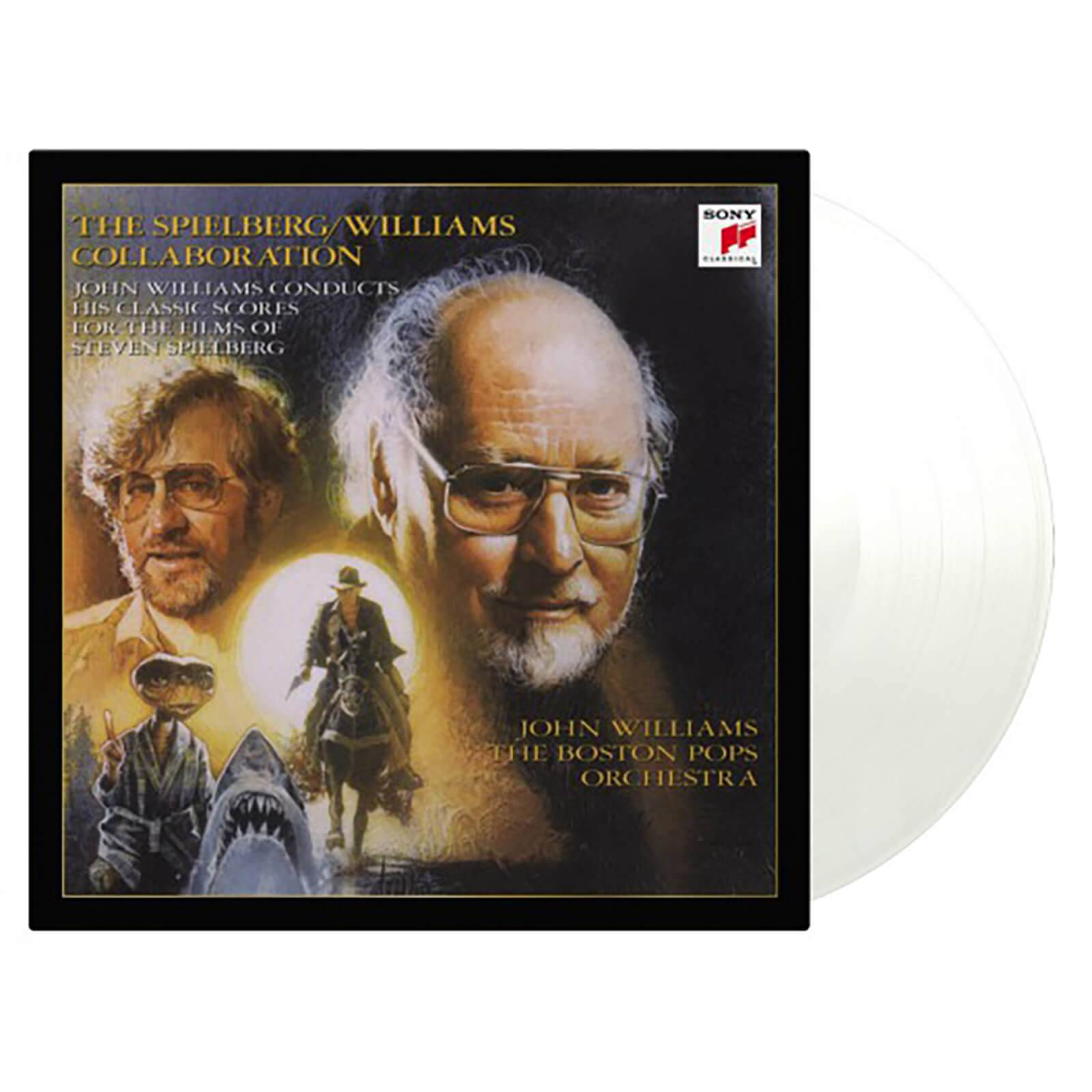 Music On Vinyl: At The Movies John Williams & Steven Spielberg - The Spielberg/Williams Collaboration [2LP] (LIMITED TRANSPARENT 180 Gram Audiophile Vinyl, gatefold, PVC sleeve, numbered to 1500)