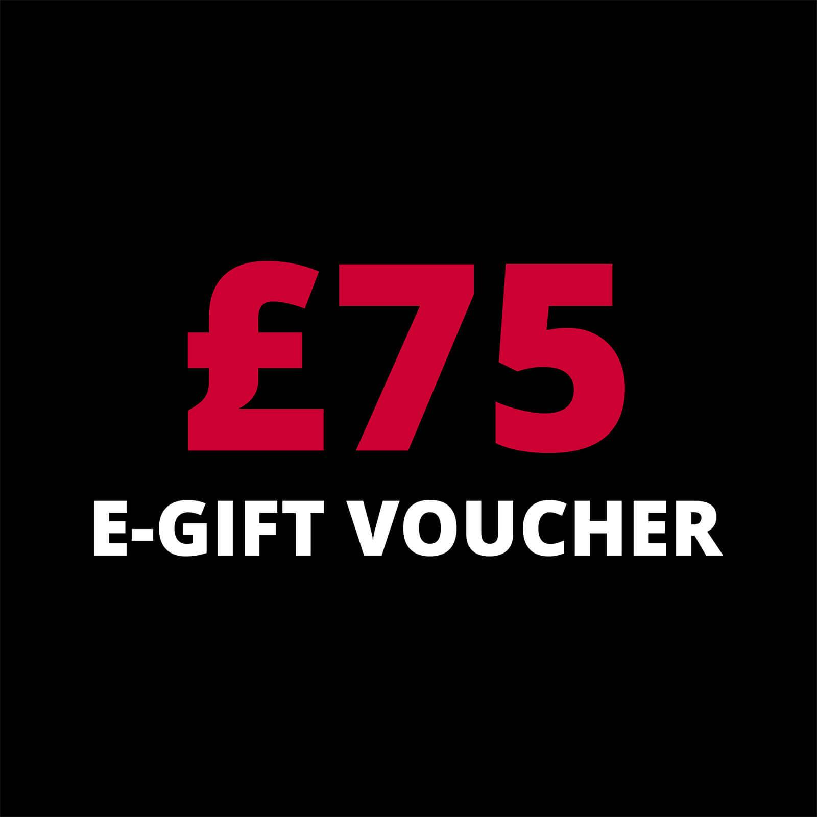 PBK £75 PBK Gift Voucher; unisex