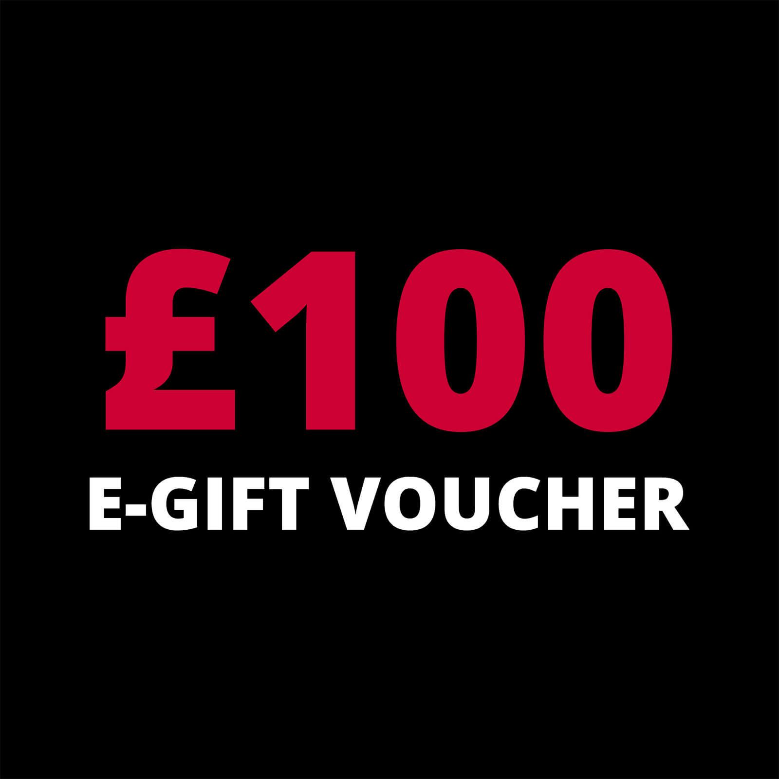 PBK £100 PBK Gift Voucher; unisex