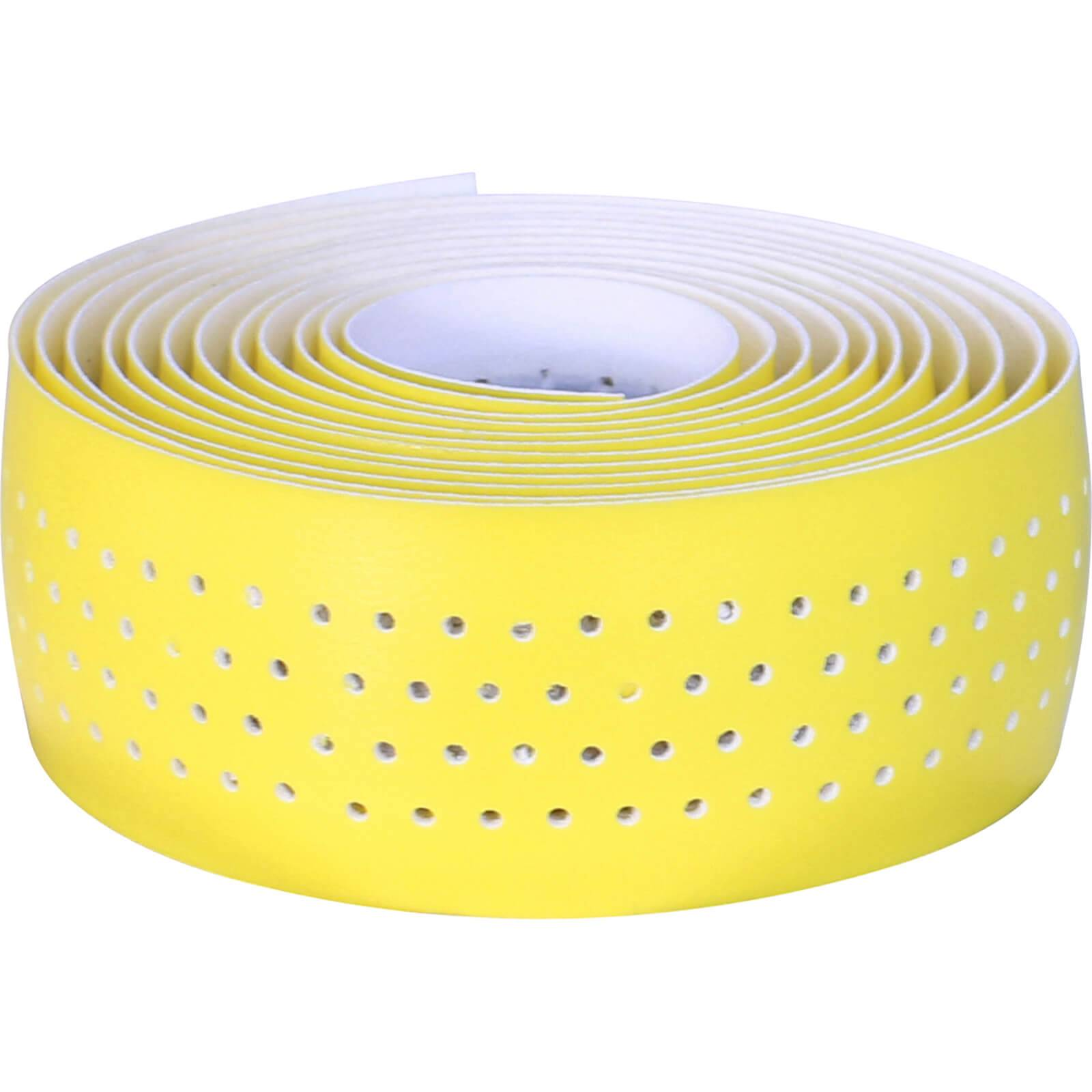 Velox Soft Grip Cork Bar Tape - Yellow