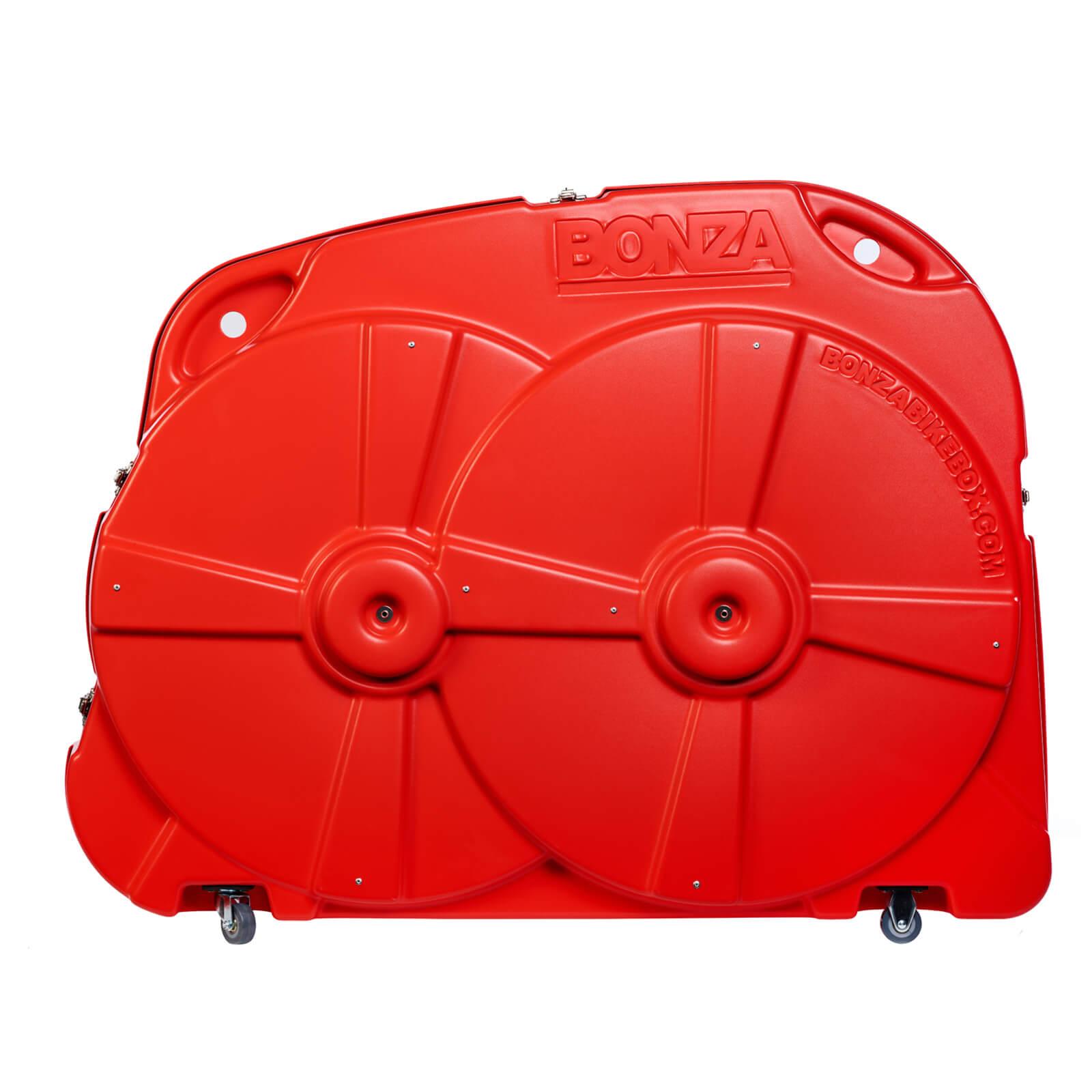 Bonza Bike Box 2 - Red;