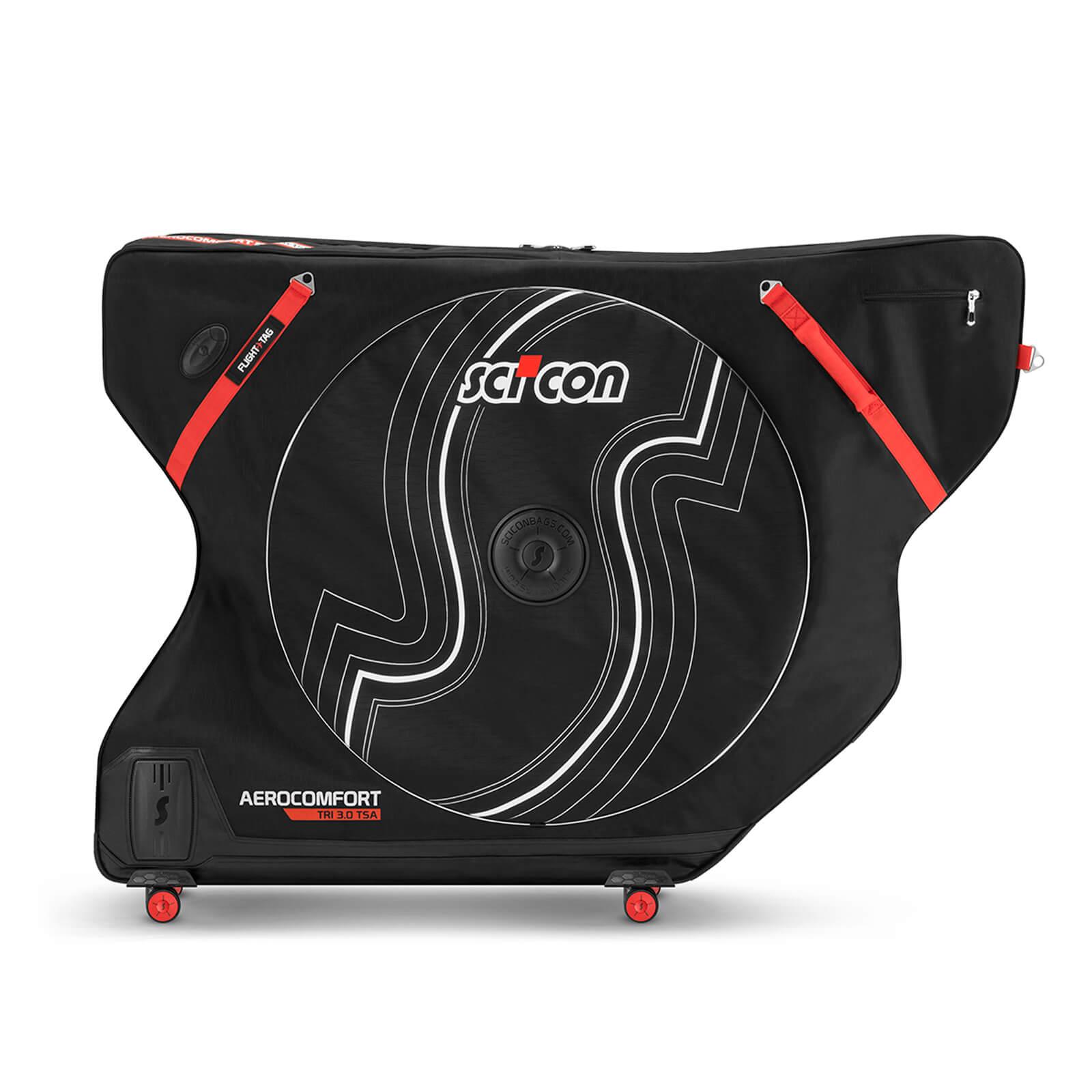 Scicon AeroComfort Triathlon 3.0 TSA Bike Bag;