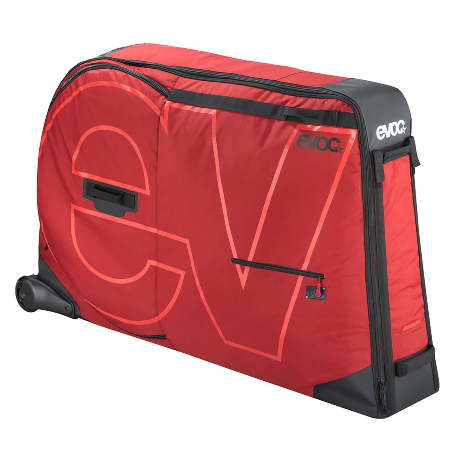 Evoc Bike Travel Bag - Chilli Red;