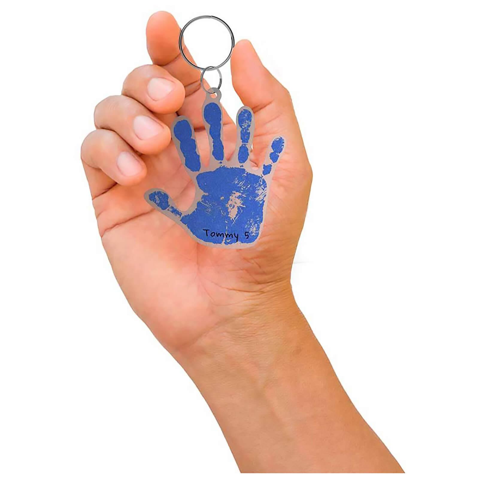 Pikkii Hand Print Keychain Kit-unisex