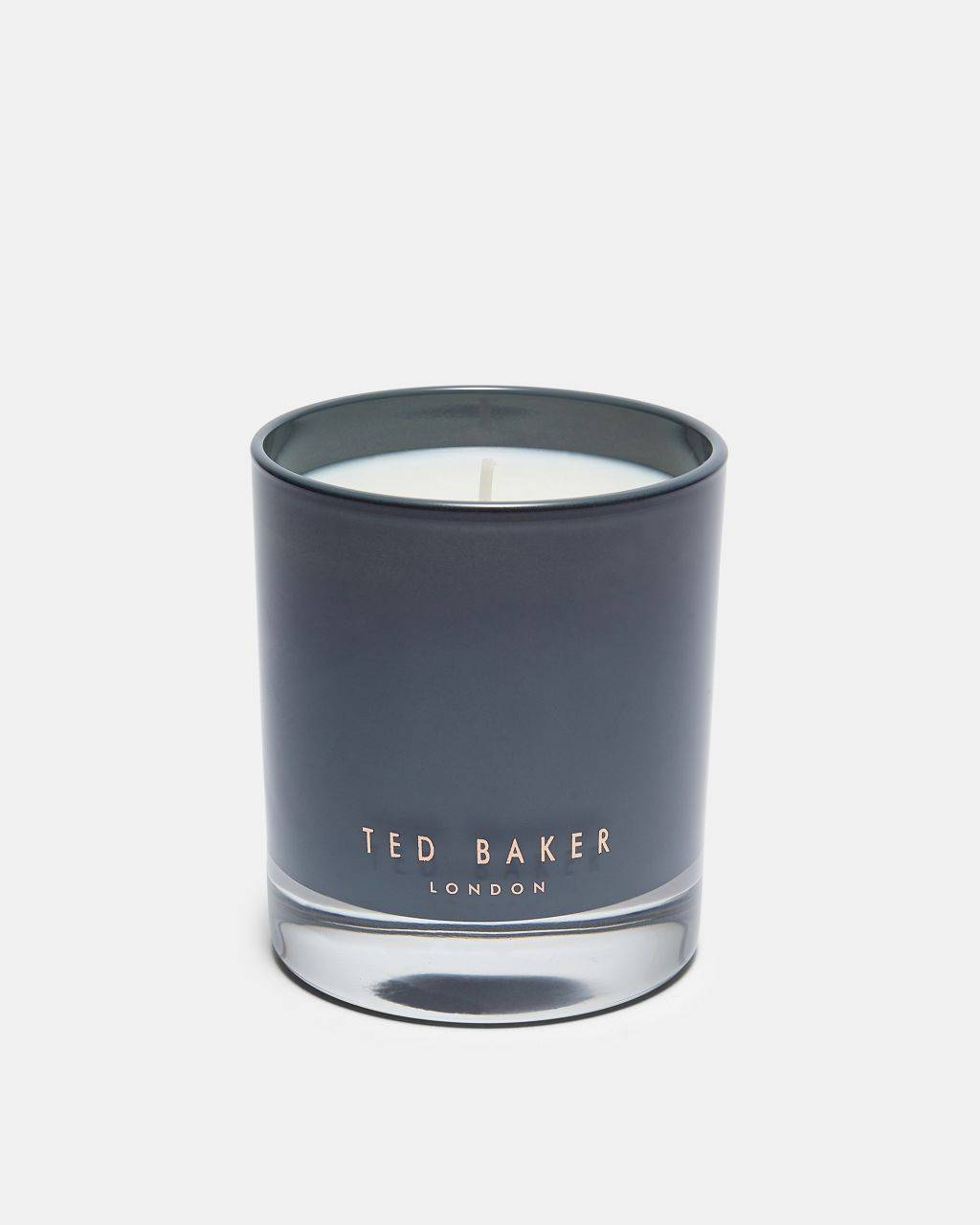 Ted Baker Fig And Olive Blossom Scented Candle  - Grey - Size: One Size