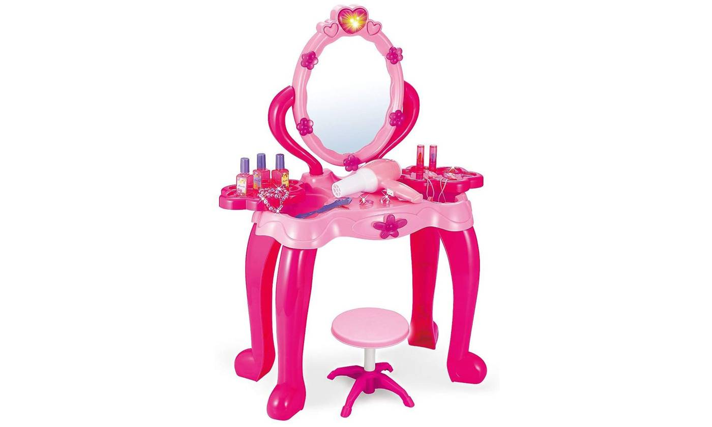 19.99 SOKA Kids' Vanity Light and Music Dressing Table SOKA Kids' Vanity Light and Music Dressing Table
