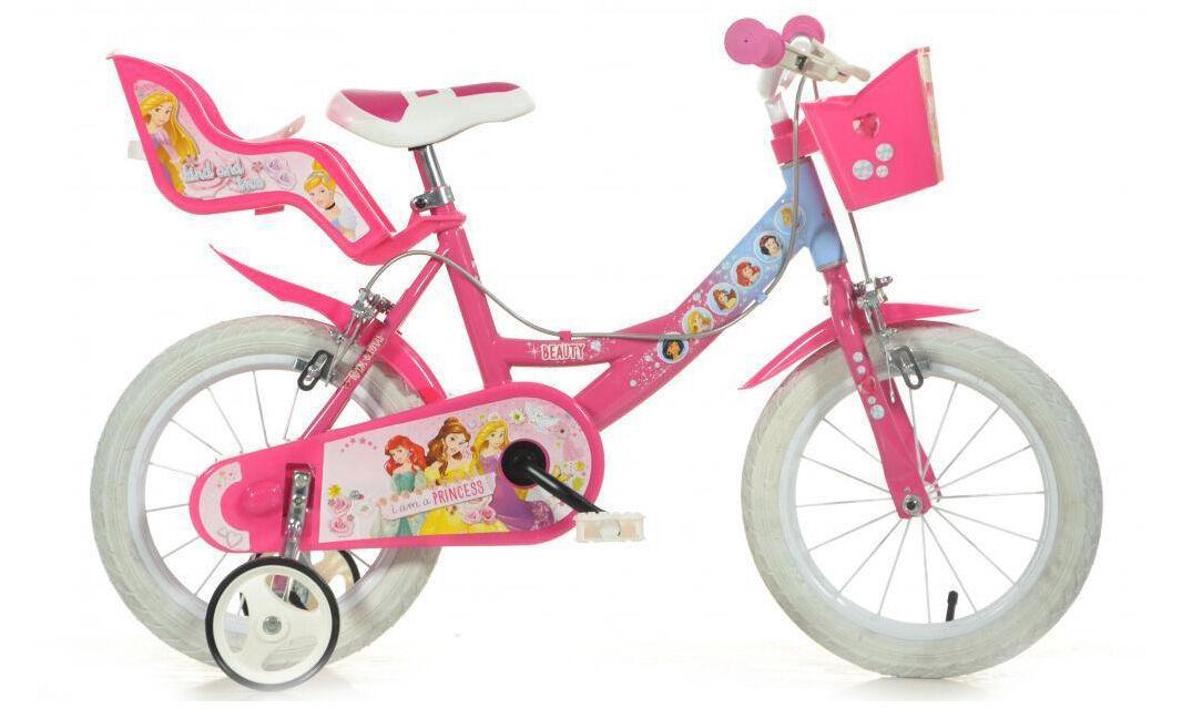109.99 XMTF Kids' Bike with Stabilisers: Princess / 14''