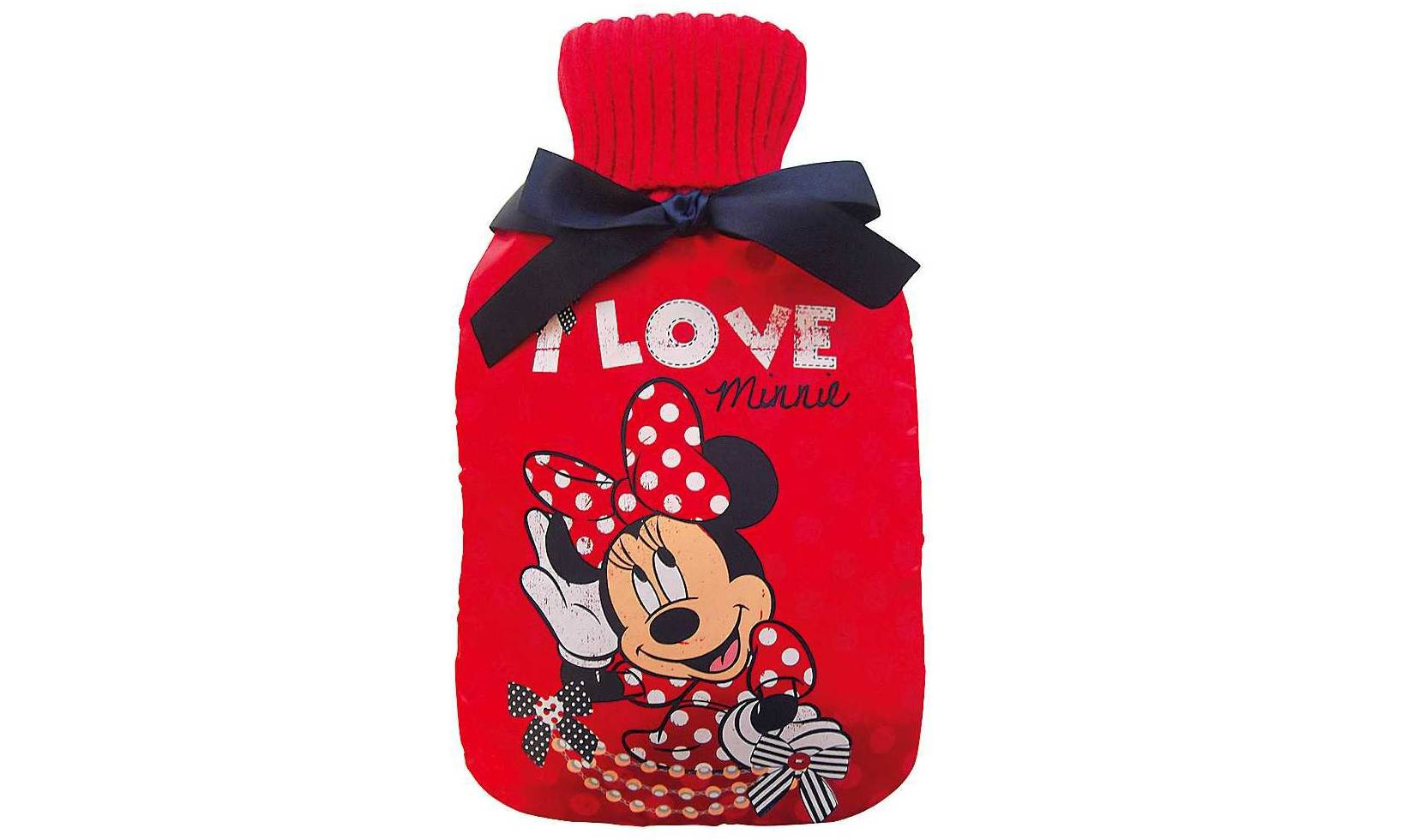 disney hot water bottle minnie mouse