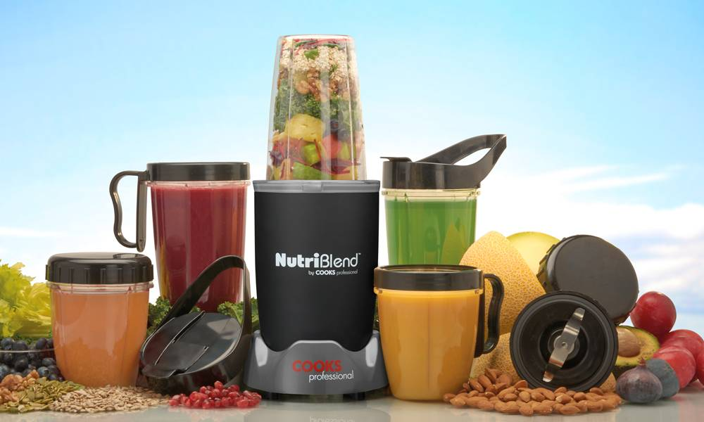 cooks professional 700w blender 15 accessories