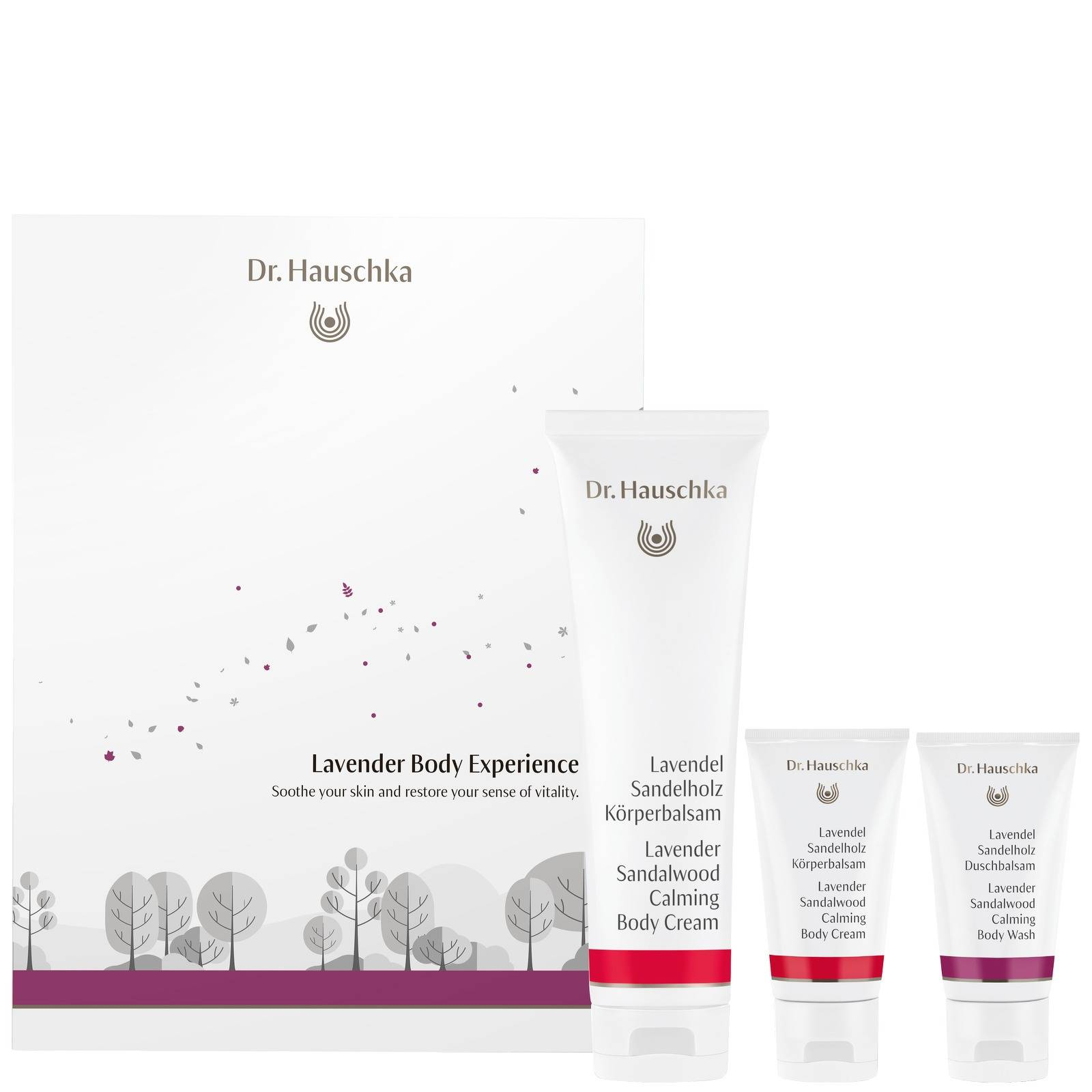 Dr. Hauschka - Gifts & Accessories Lavender Body Experience for Women