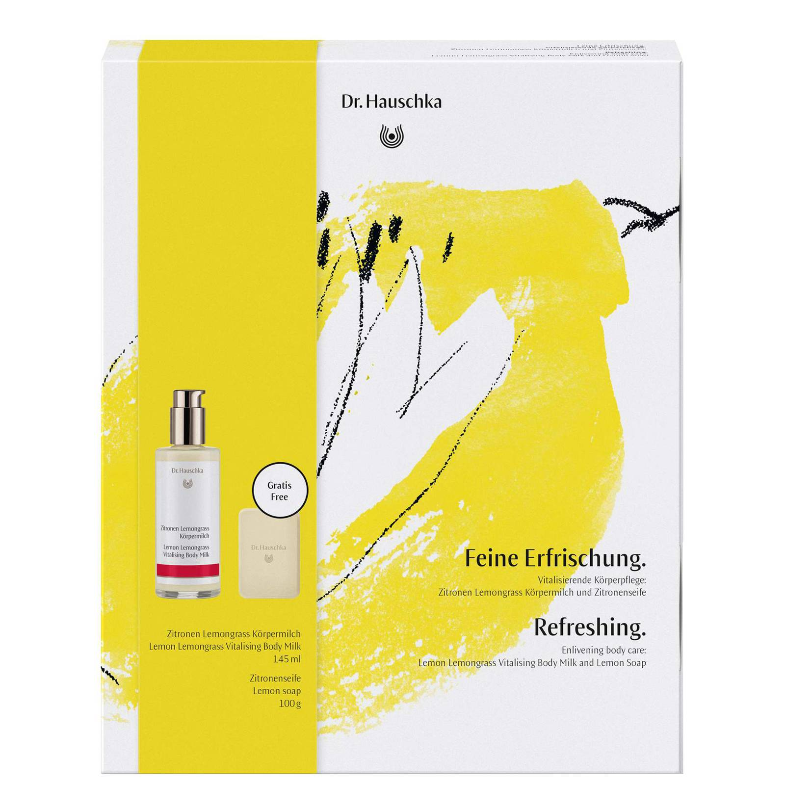 Dr. Hauschka - Gifts & Accessories Refreshing Gift Set for Women