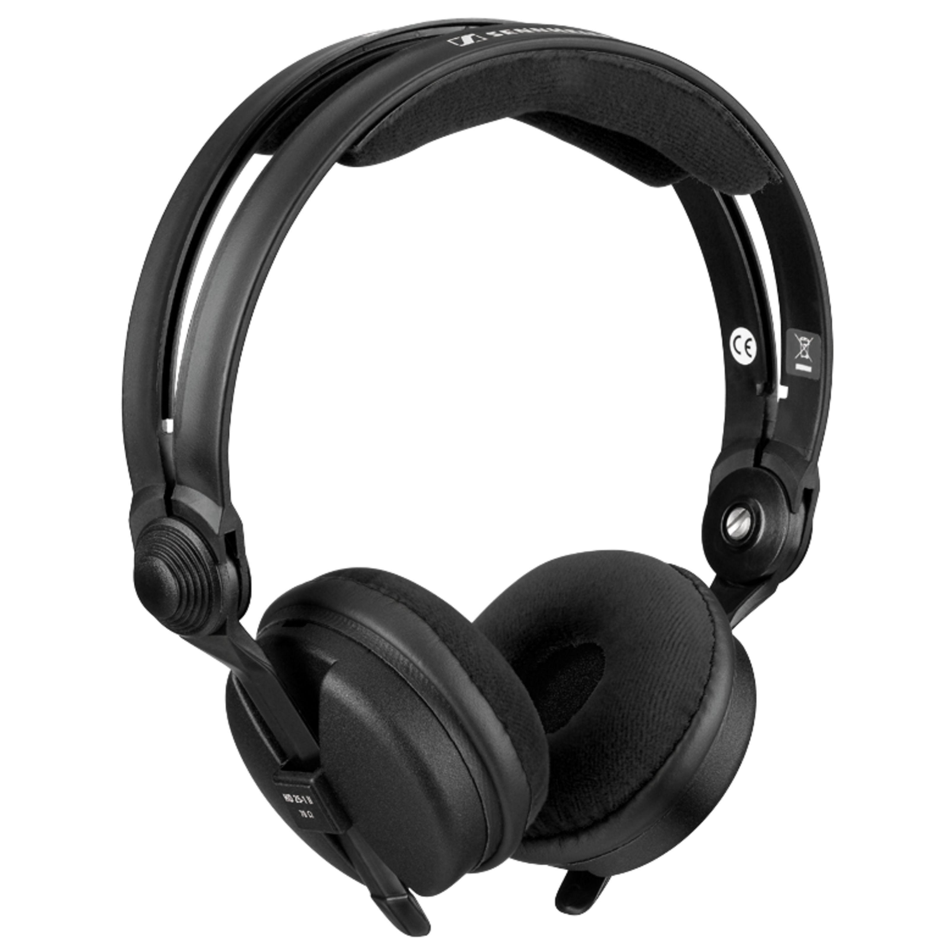 sennheiser hd 25 light v2 dynamic studio headphones