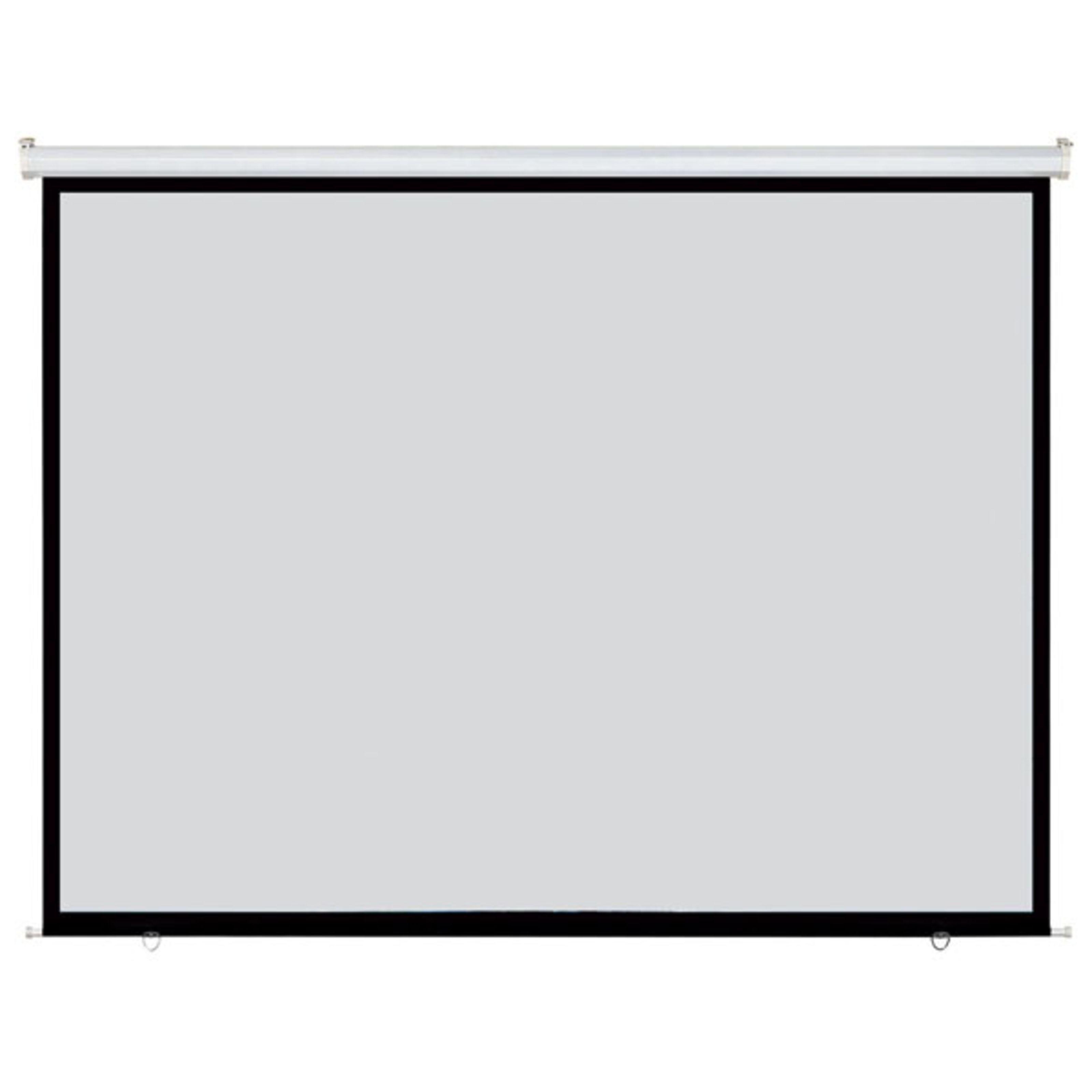 dmt proscreen manual projector screen 72