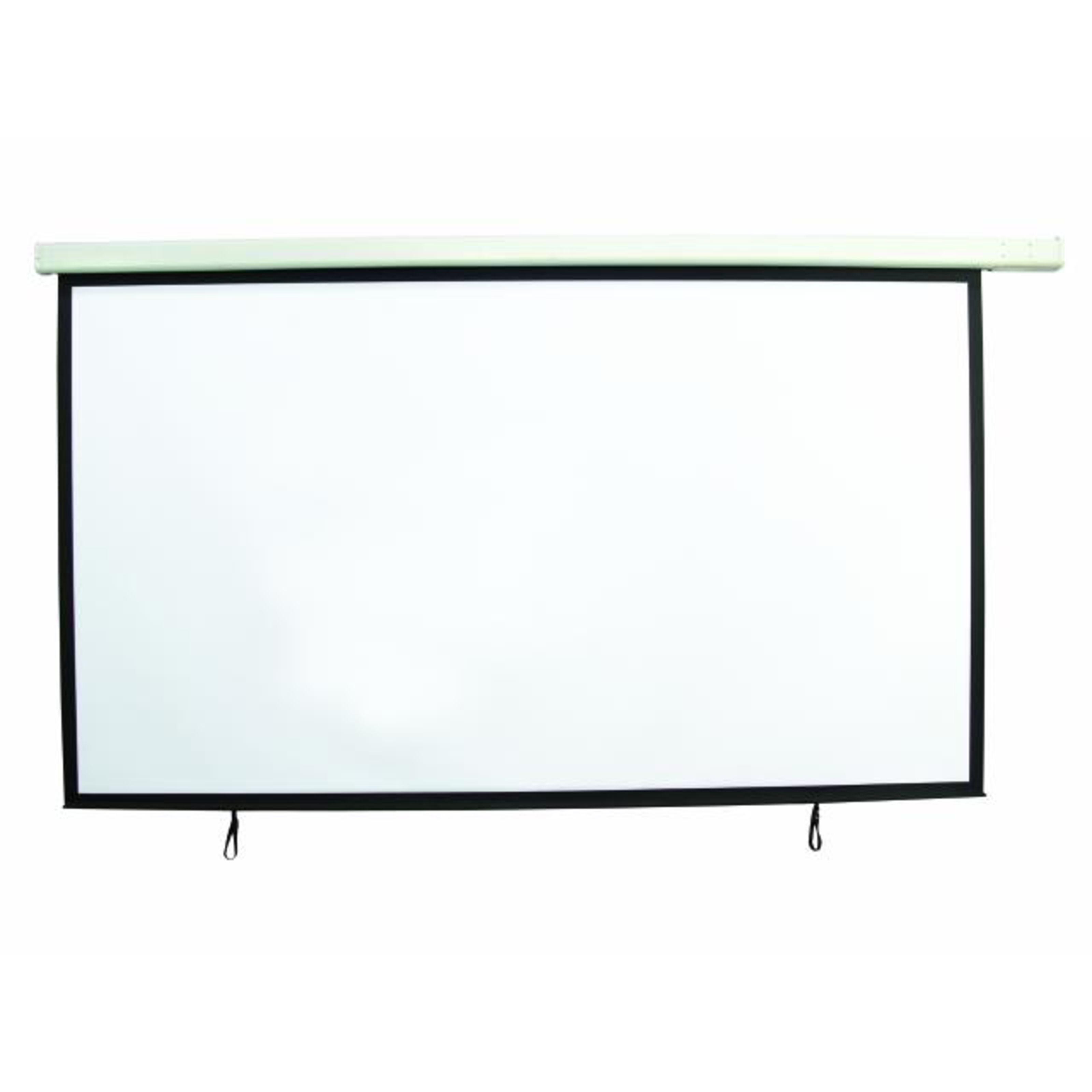 eurolite motorized screen ir 16 9 240 x