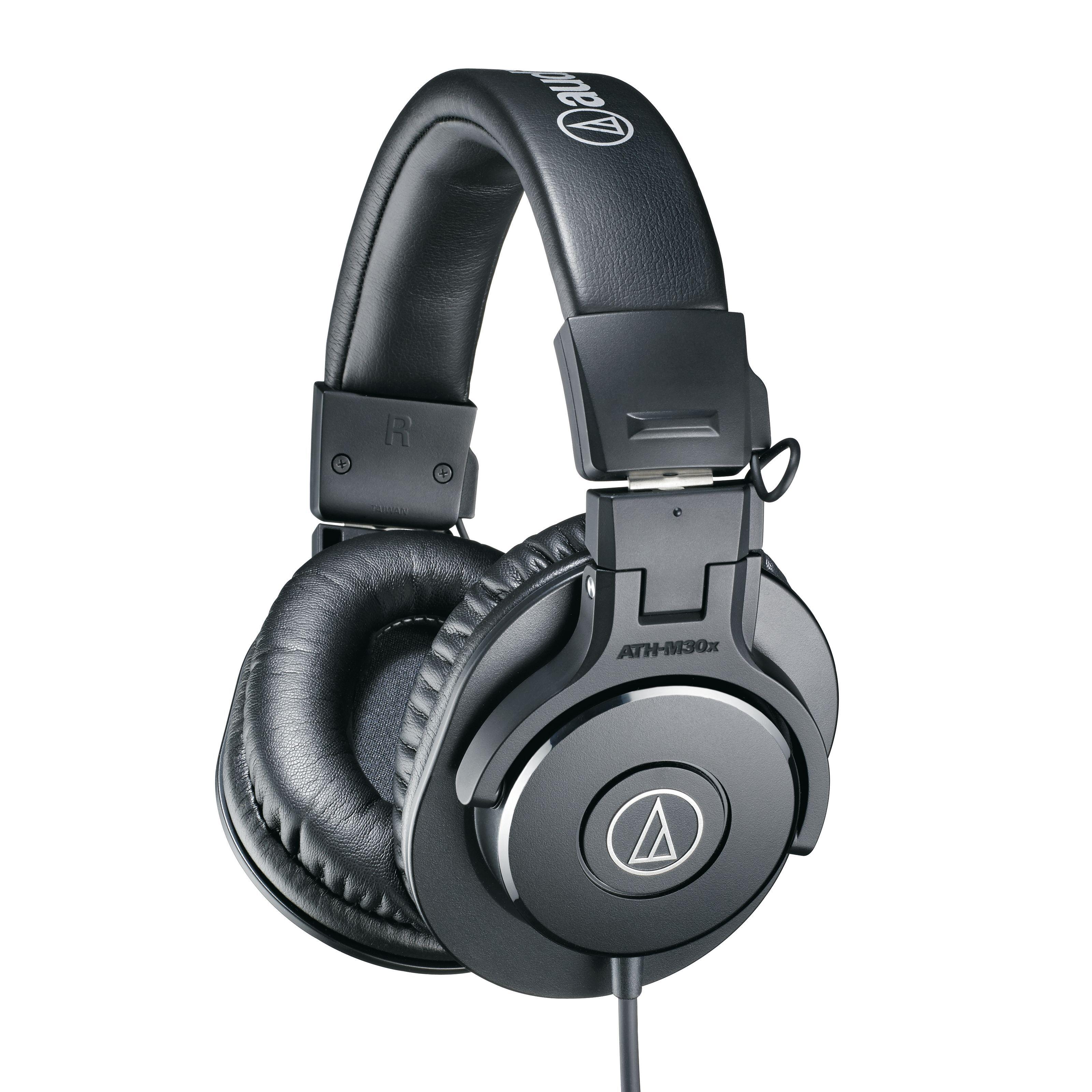 technica audio ath m30x professional monitoring headphones