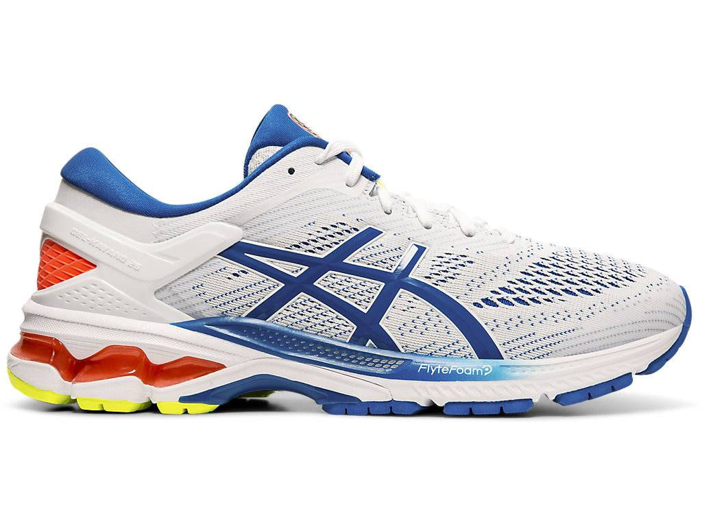asics gel kayano 26 white lake drive size