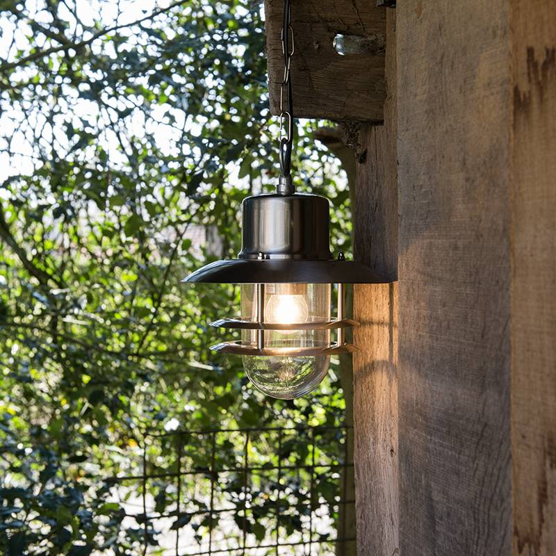 QAZQA Pendant Lamp Shell Steel