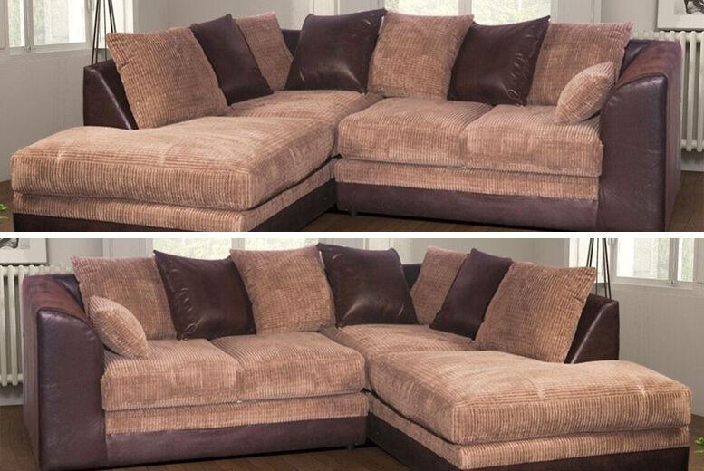 dylan furniture range corner sofa