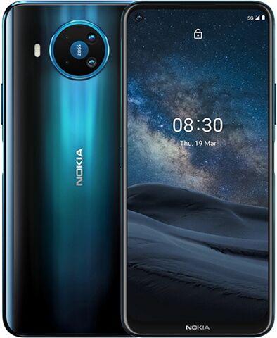 Nokia 8.3 5G (6GB+64GB) Polar Night, Unlocked B
