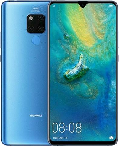 Huawei Mate 20 X Dual Sim 128GB Midnight Blue, Unlocked B