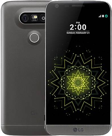 LG G5 SE H840 Titan Grey, EE C
