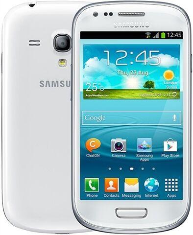 Samsung Galaxy S3 Mini 8GB White, O2 B