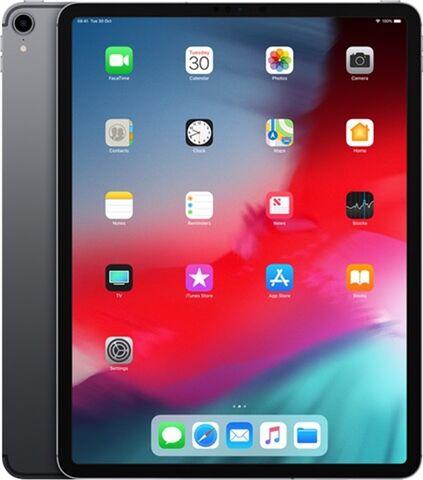 """Apple iPad Pro 12.9"""" 3rd Gen (A1895)  512GB - Space Grey, Unlocked A"""