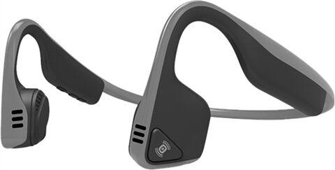 aftershokz trekz titanium bone conduction headphones ivy