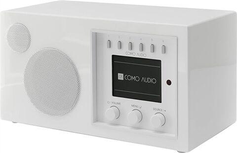 Como Audio Solo Wireless Music System - White, B
