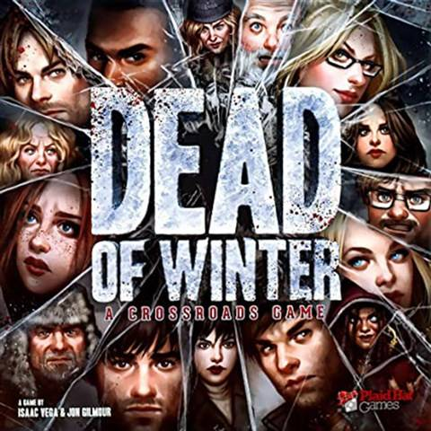 dead winter crossroads game 2014 mint