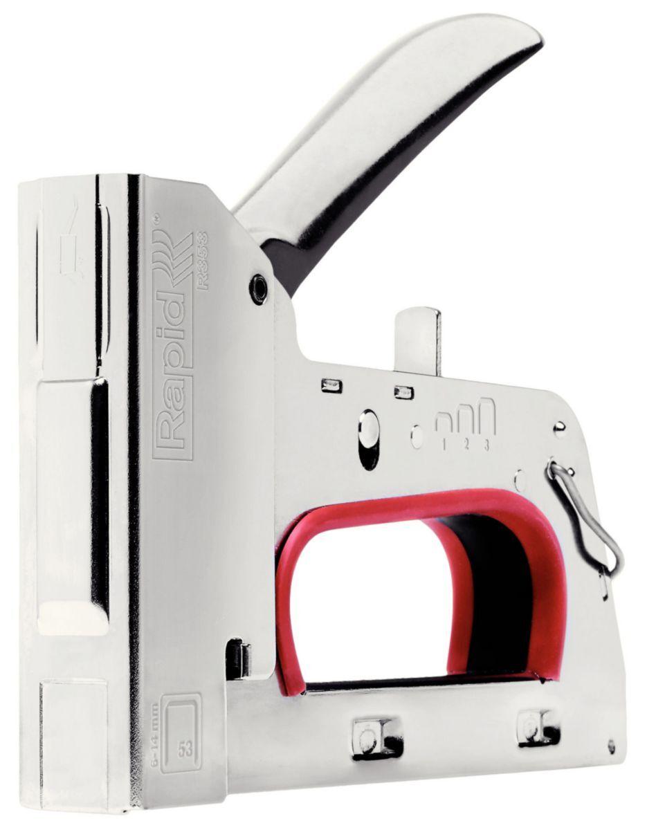 rapid manual tackers r353 pro
