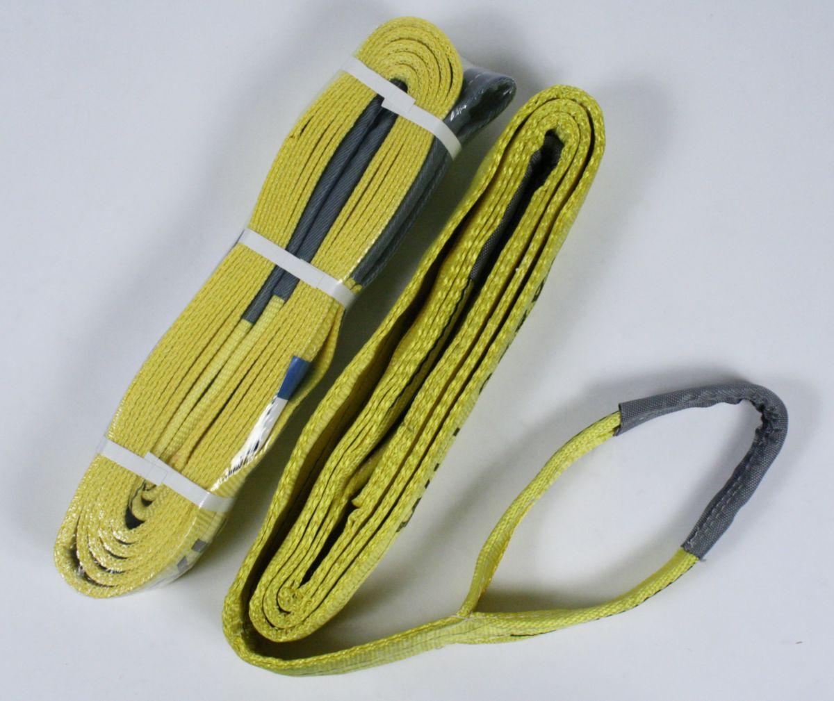 loadlok lifting belts 90mm l 4 m