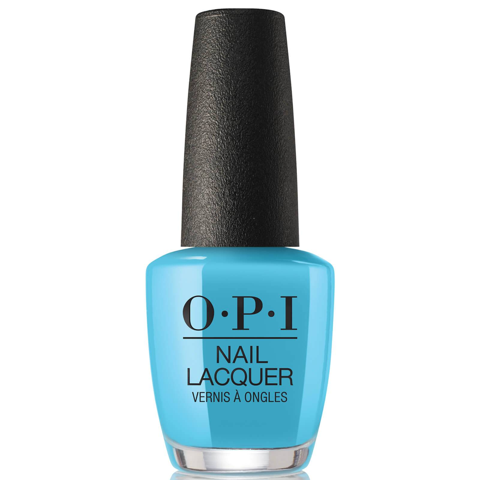 OPI Limited Edition PUMP Neon Collection - Nail Polish Music is My Muse 15ml