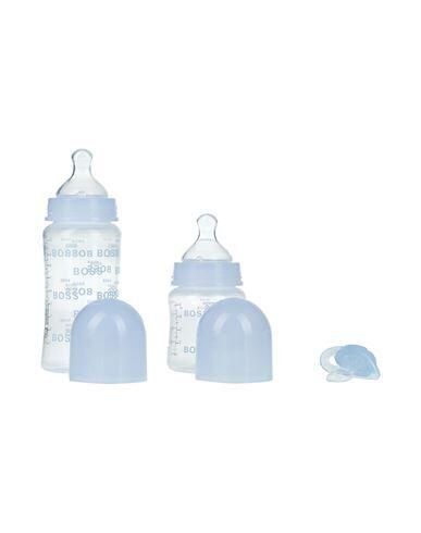 Boss Baby bottle and warmer Unisex - Sky blue - --