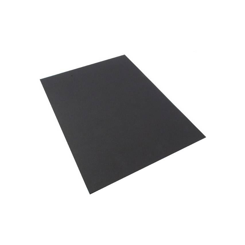 KHRI21011 Office Card A4 Black (Pack-20)