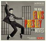 The Real... Elvis Presley At The Movies (Music CD)