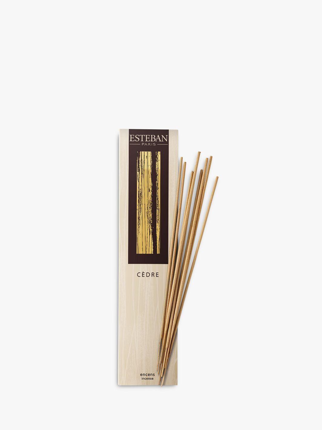 Esteban Cedre Incense Sticks  - Neutrals